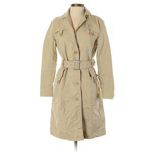 Mossimo Button Belt Jacket Trechcoat